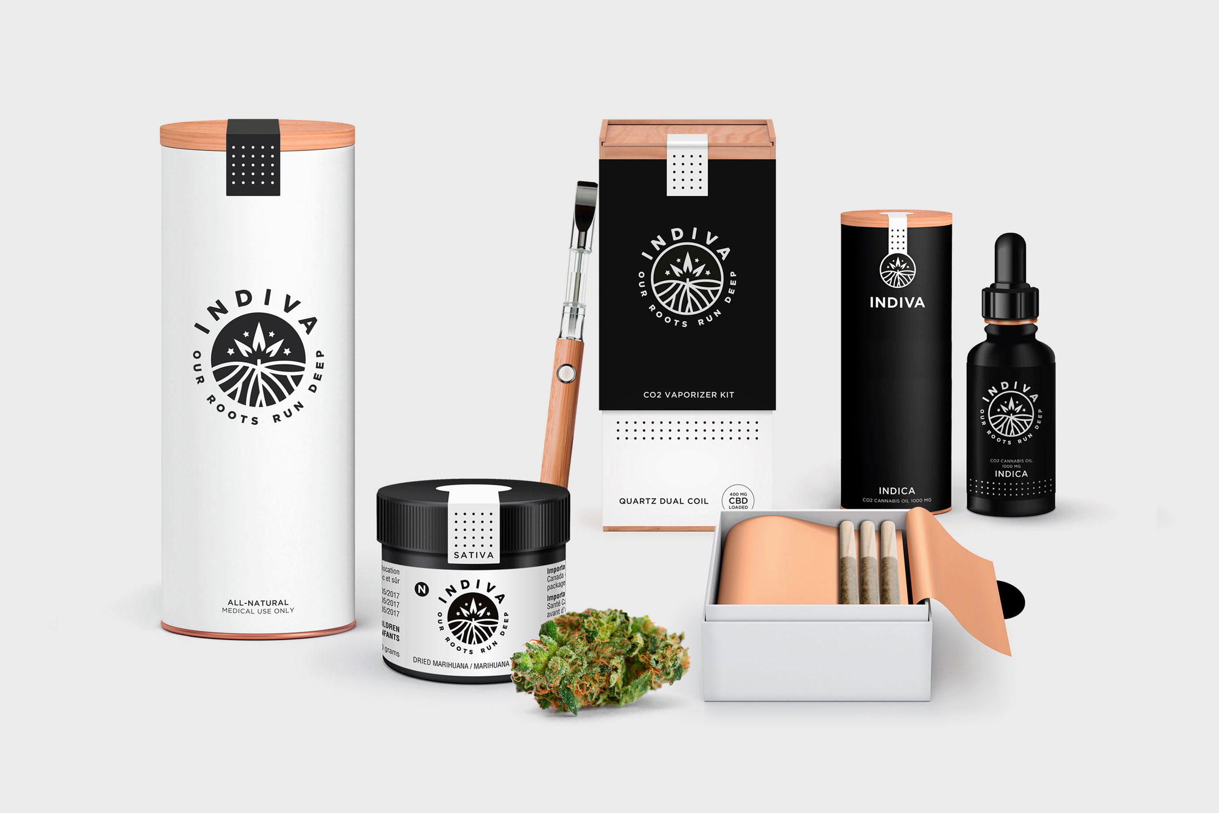 Best Cannabis Brand Nomination by Lift & Co. – Indiva