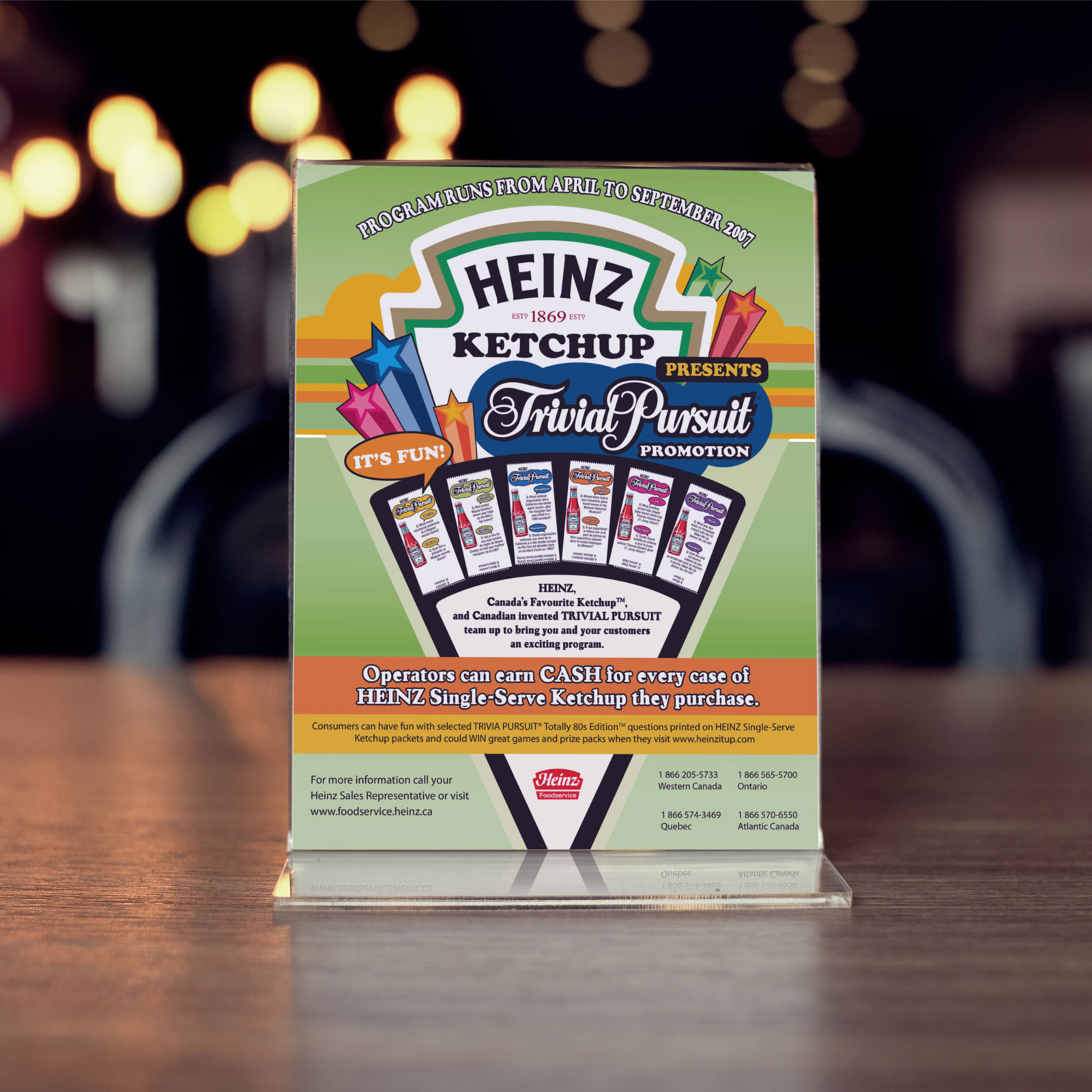 Direct To Consumer Campaign – Heinz Ketchup