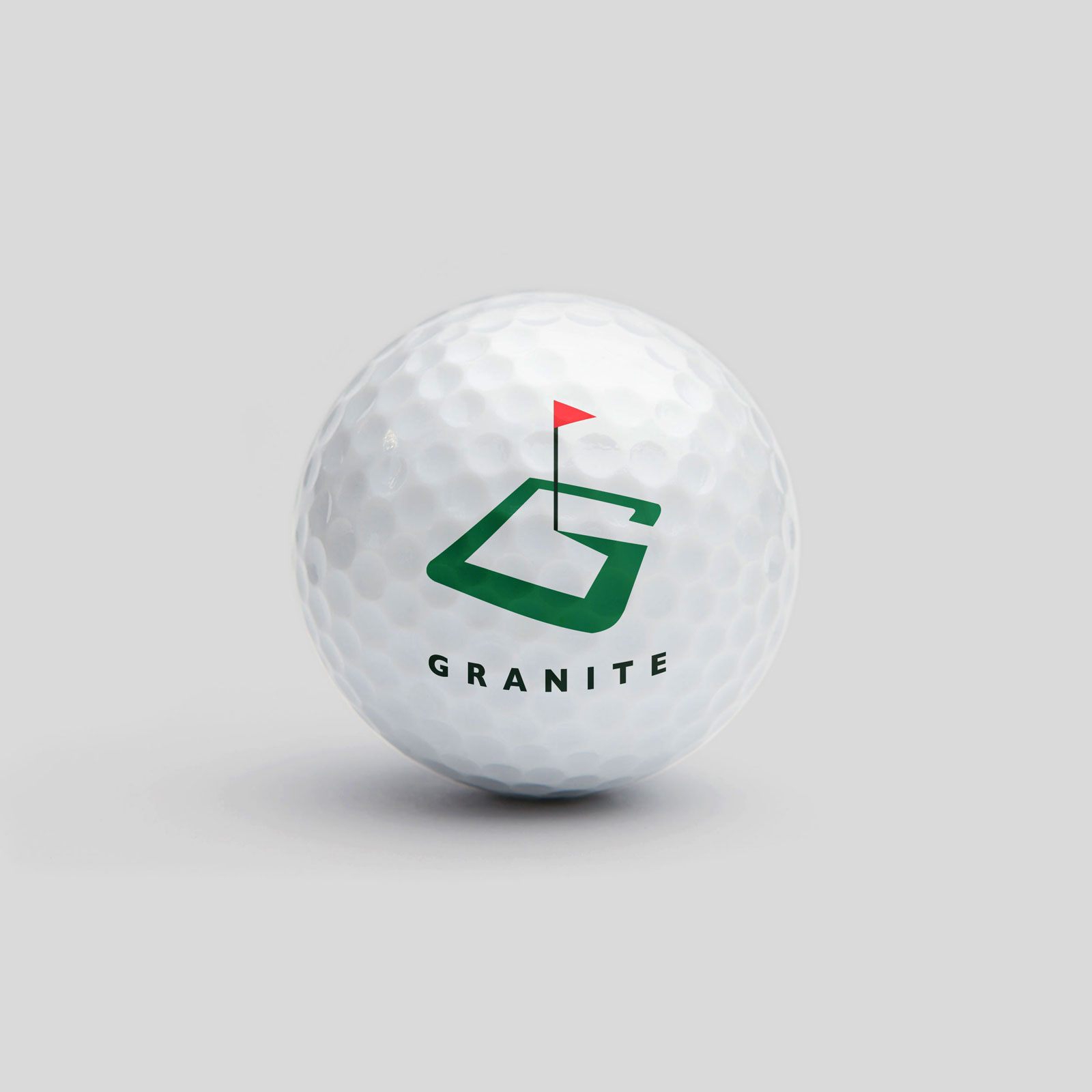 Golf Club Logo – Rebranding of The Granite Club