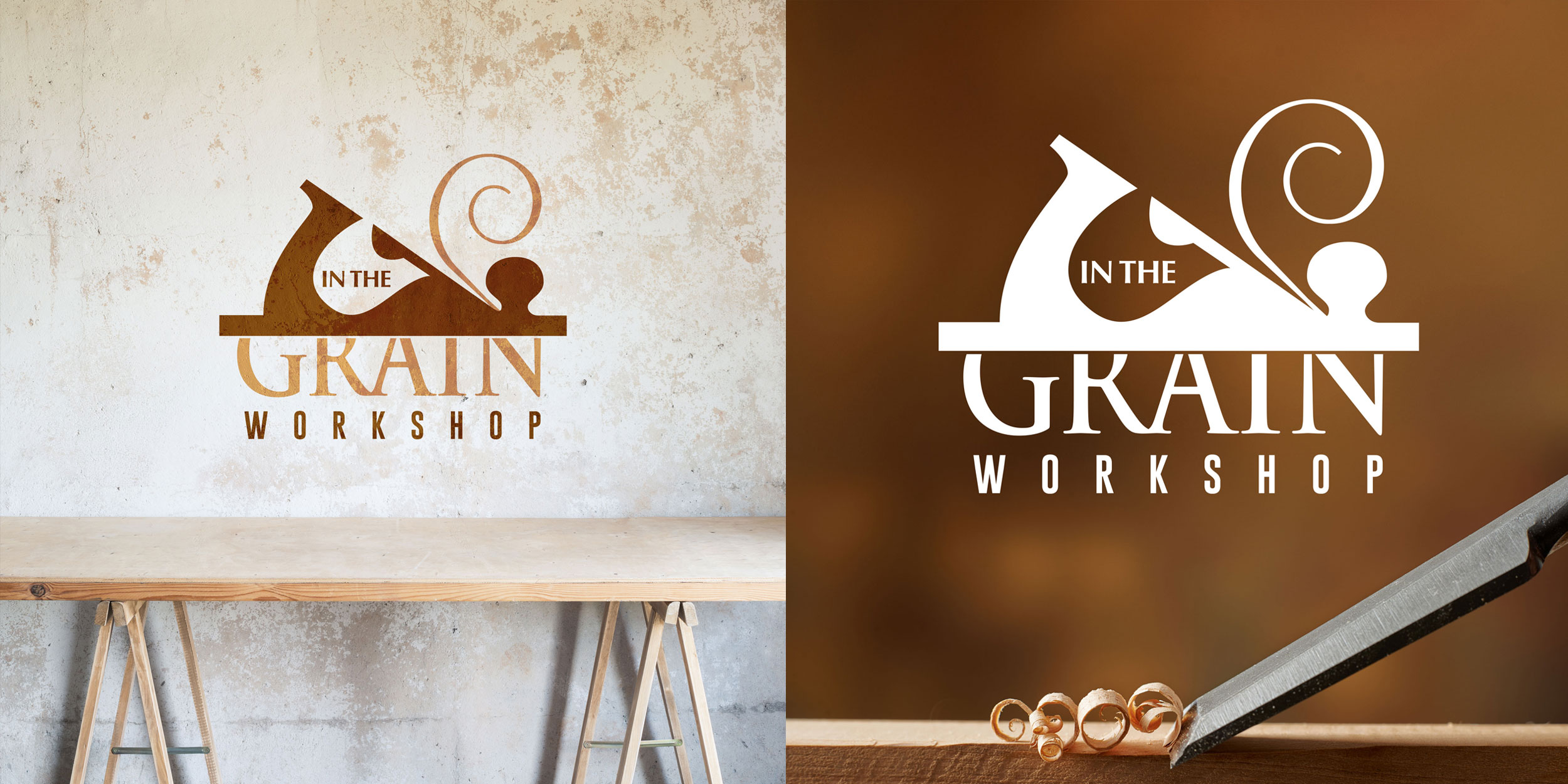 Custom Design Workshop Logo